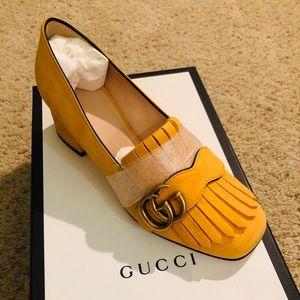 100% Authentic Brand New Gucci kid scamosciato